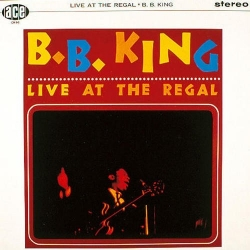 B.B. King - Live At The Regal (Vinyl, LP, Album)