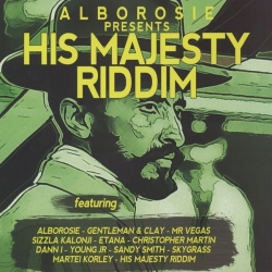 Alborosie - His Majesty Riddim (Vinyl, LP)