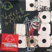 A Tribe Called Quest - We Got It From Here…Thank You 4 Your Service (Vinyl, 2 x Vinyl, LP, Album)