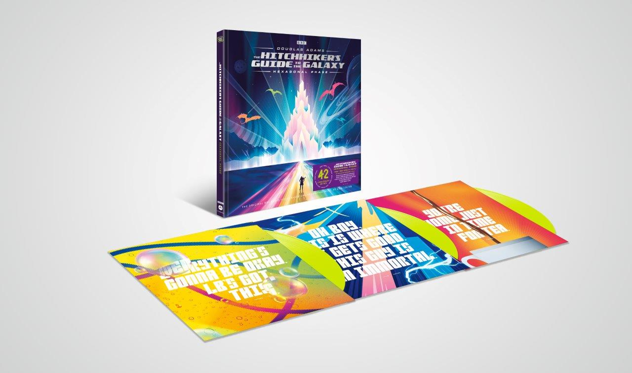 Soundtrack Hitchhiker's Guide to The Galaxy (3LP, Vinyl)