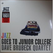 The Dave Brubeck Quartet - Jazz Goes To Junior College (LP, Vinyl, Ltd)