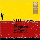 Miles Davis - Sketches Of Spain (LP, Gatefold, Vinyl)