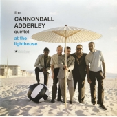 The Cannonball Adderley Quintet - At The Lighthouse (LP, Vinyl, Gatefold)