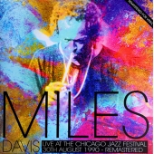 Miles Davis - Live At The Chicago Jazz Festival 1990 (LP, Vinyl)