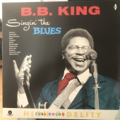B.B. King ‎– Singin' The Blues (LP, Vinyl, Ltd)