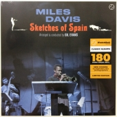 Miles Davis - Sketches Of Spain  (LP, Vinyl, 180g, Ltd)