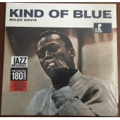 Miles Davis ‎– Kind Of Blue (Vinyl, LP, 180g)