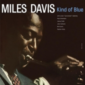 Miles Davis - Kind Of Blue (LP, Gatefold, Vinyl)