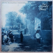 The Moody Blues - Long Distance Voyager (LP, Vinyl)