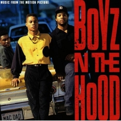 Various - Boyz N The Hood (Music From The Motion Picture) (2xLP, Vinyl)