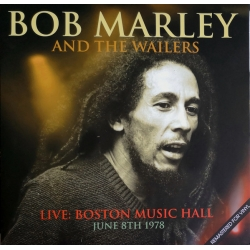 Bob Marley And The Wailers ‎– Live: Boston Music Hall (June 8th 1978) (LP, Vinyl)