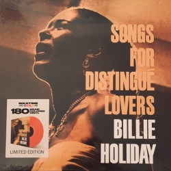 Billie Holiday - Songs For Distingué Lovers (Vinyl, LP, Album, Red)