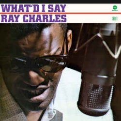 Ray Charles - What'd I Say (Vinyl, LP, Album, Red)