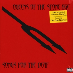 Queens Of The Stone Age - Songs For The Deaf  (2xLP, Vinyl)