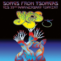 Yes - Songs From Tsongas (Yes 35th Anniversary Concert) (4LP, Vinyl, Black)