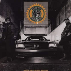 Pete Rock & C.L. Smooth - Mecca And The Soul Brother (Vinyl, 2 x Vinyl, LP, Album)