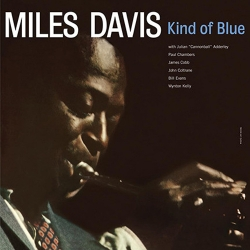 Miles Davis - Kind Of Blue (LP, Vinyl)