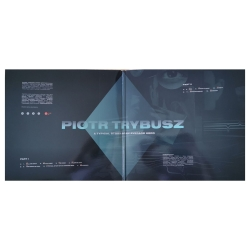Piotr Trybusz - A Typical Story of an Average Hero (2LP, Vinyl)